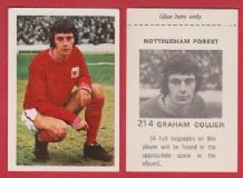 Nottingham Forest Graham Collier